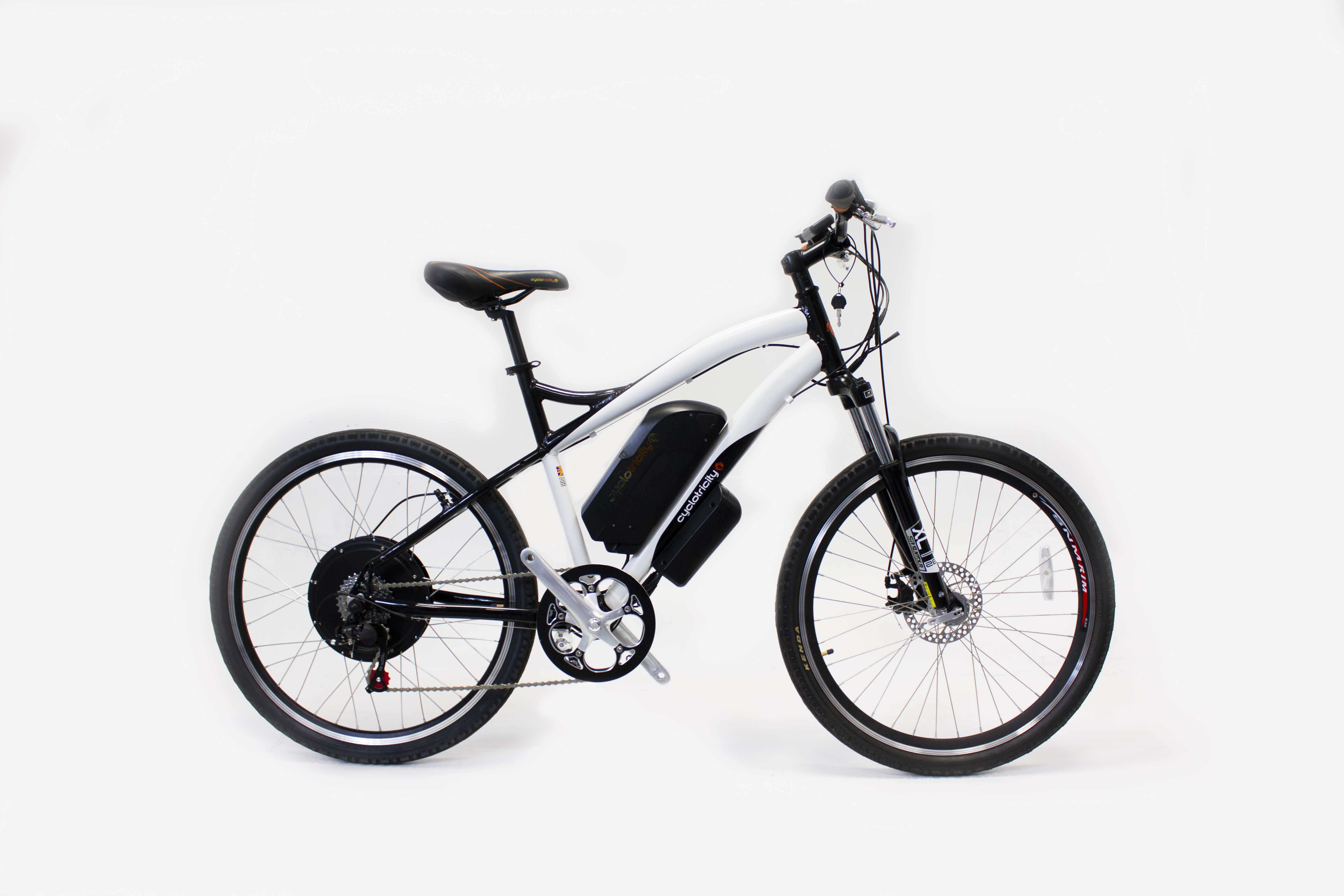 cdfb3424c07 The NEW Cyclotricity Stealth 29er 250/1000w with 16Ah battery and Hydraulic  Brakes. New design for better handling! A powerful 48V 1000W electric bike.